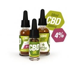 CBD Öl 4% 50ml