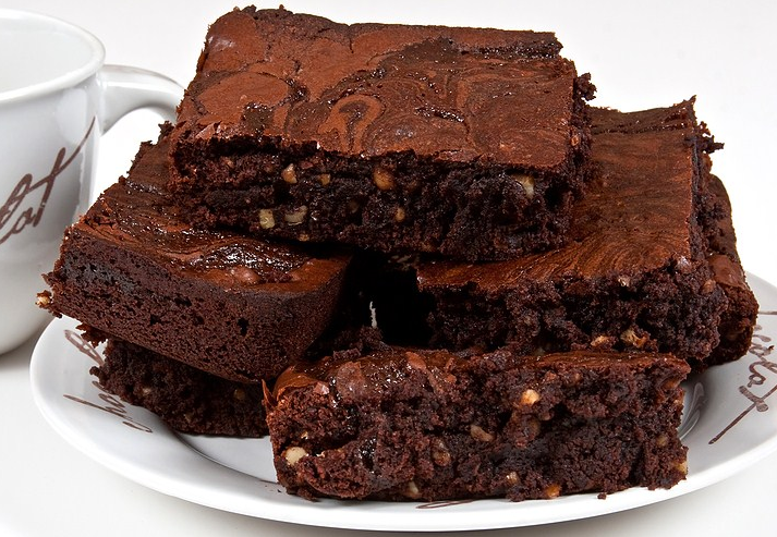 Marihuana brownies
