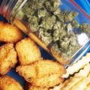 Wie Du den Heißhunger bekämpfst, wenn Du high bist
